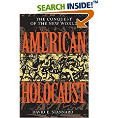 a critique of american holocaust by david e stannard Get this from a library american holocaust : columbus and the conquest of the new world [david e stannard] -- for four hundred years - from the first spanish assaults against the arawak people of hispaniola in the 1490s to the us army's massacre of sioux indians at wounded knee in the 1890s - the.