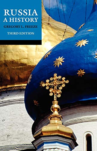 Russia: A History-Gregory L. Freeze