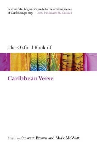The Oxford Book of Caribbean Verse-Stewart Brown, Mark McWatt