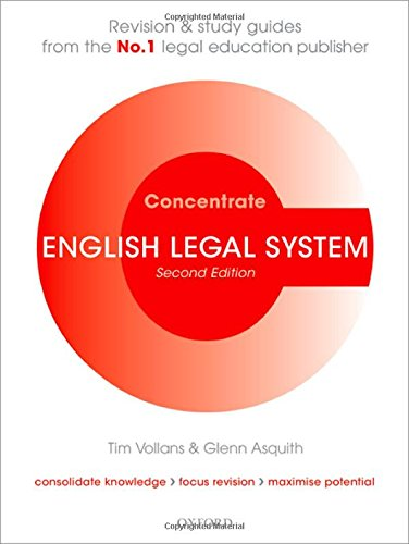 English-Legal-System-Concentrate-Law-Revision-and-Study-Guide-Tim-Vollans-Glen
