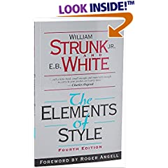 Strunk and White: Elements of Style