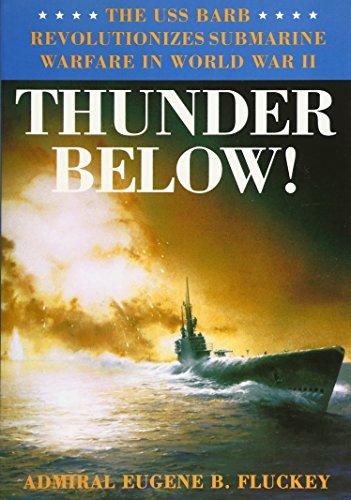 Thunder Below: The USS 'Barb' Revolutionizes Submarine Warfare in World War II-E
