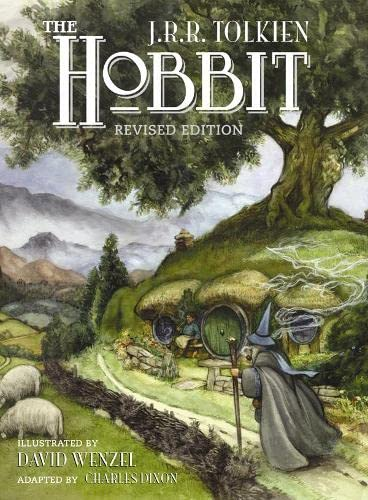 The-Hobbit-Graphic-Novel-J-R-R-Tolkien-Charles-Dixon-Sean-Deming-David-We