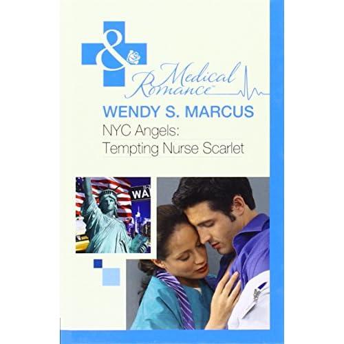 NYC Angels: Tempting Nurse Scarlet (Mills & Boon Medica - Hardcover NEW Wendy S.