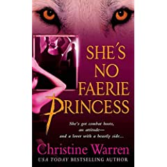 She's No Faerie Princess: A Novel of the Others (The Others)