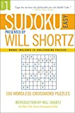 Sudoku Easy Presented by Will Shortz Volume 1 : 100 Wordless Crossword Puzzles