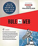 cover of 'Rule the Web' by Mark Frauenfelder