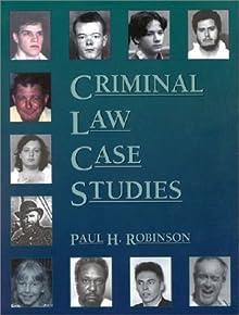 criminal law study cases