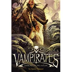 Vampirates: Demons of the Ocean (Somper, Justin. Vampirates.)