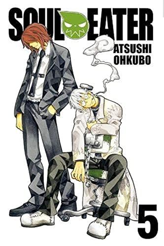 Soul Eater: v. 5-Atsushi Ohkubo