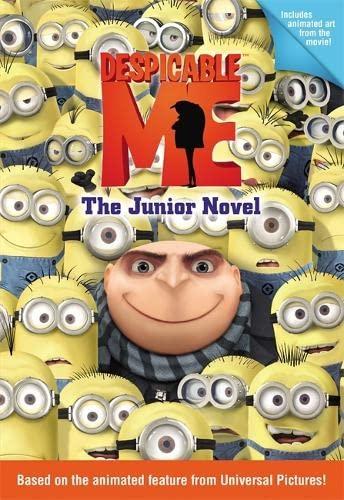 Despicable Me: The Junior Novel-Annie Auerbacj