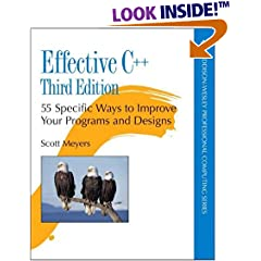 Effective C++, 3rd Edition