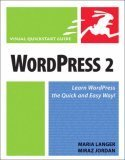 WordPress 2 (Visual QuickStart Guide)