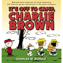 It's Off to Camp, Charlie Brown cover