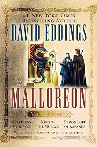 The Malloreon-David Eddings