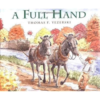 A Full Hand, Yezerski, Thomas F.