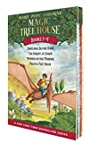 Books : Magic Tree House Boxed Set 1, Books 1-4:  Dinosaurs Before Dark, The Knight at Dawn, Mummies in the Morning, and Pirates Past Noon - ThingsYourSoul.com