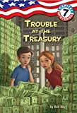 Trouble at the Treasury (Capital Mysteries)