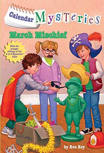 March Mischief-Ron Roy, John Steven Gurney