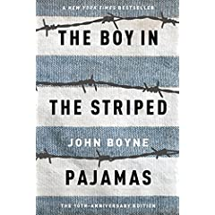 An image of the cover of the book, The Boy in the Striped Pyjamas. © Amazon.com