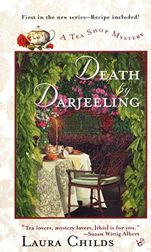 Death by Darjeeling (Tea Shop Mysteries)