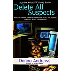 Delete All Suspects, Andrews, Donna