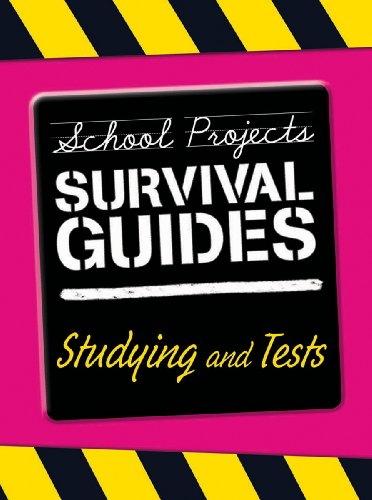 Studying and Tests-Barbara Somervill