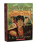 Harry Potter and the Goblet of Fire (US) (Paper) (4)(J. K. Rowling)