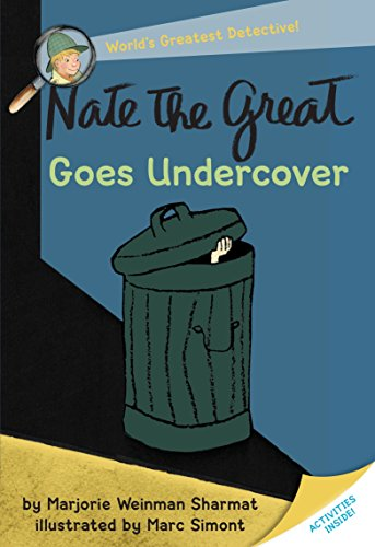 Nate the Great Goes Undercover-Sharmat, Marjorie Weinman