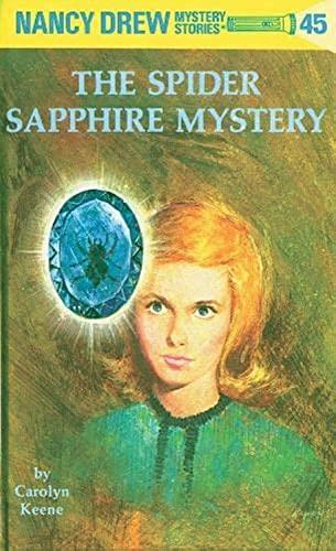 Spider Sapphire Mystery-C. Keene