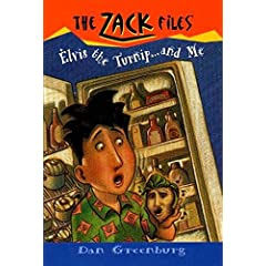 Zack-Files-14-Elvis-the-Turnip-and-Me-Greenburg-Dan-NEW-Paperback-Oct-1998