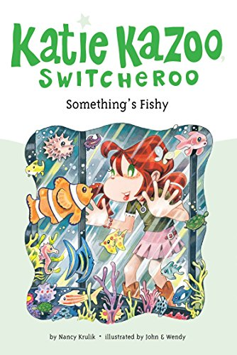 Something's Fishy-Nancy Krulik