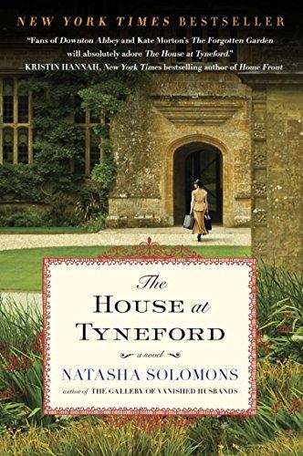 The House at Tyneford-Natasha Solomons