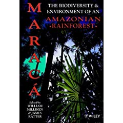 Maracá: The Biodiversity and Environment of an Amazonian Rainforest