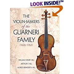 Violin Making Book