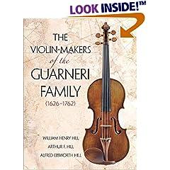 Violin Making Book