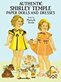 Authentic Shirley Temple Paper Dolls and Dresses (Paper Dolls)