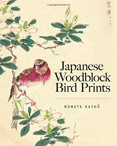 Numata Japan  city photo : Details about Japanese Woodblock Bird Prints Numata Kashu