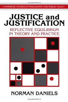 justification by reflective equilibrium essay