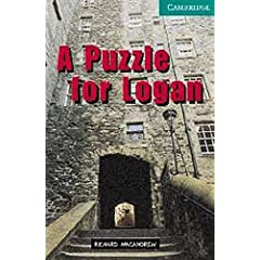 A Puzzle for Logan: Level 3 Lower Intermediate (Cambridge English Readers)