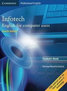 ترجمة كتاب infotech english for computer users