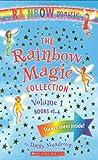 Collection: Books 1-4 (Rainbow Magic)