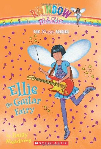 Ellie the Guitar Fairy-Daisy Meadows