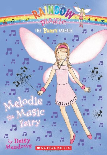 Melodie the Music Fairy-Daisy Meadows