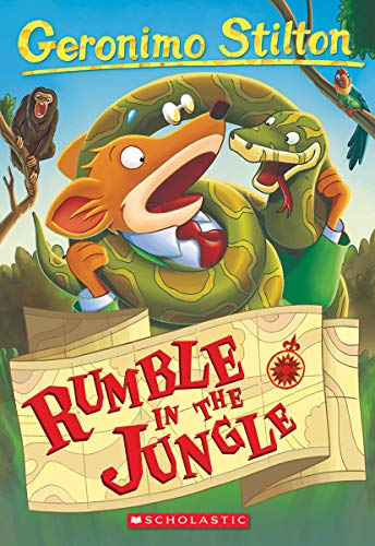 Geronimo-Stilton-53-Rumble-in-the-Jungle-Geronimo-Stilton