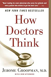 THIS WEEK'S BOOK GIVEAWAY: How Doctors Think