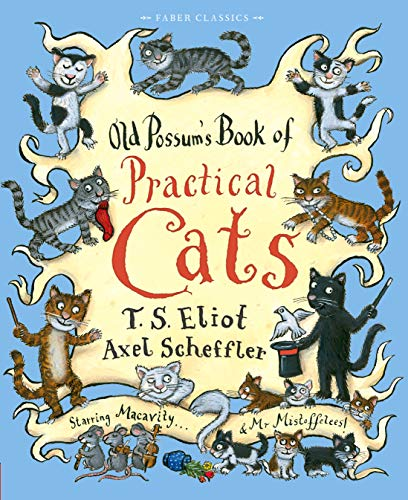 Old Possum's Book of Practical Cats-T.S. Eliot