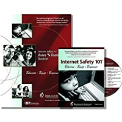 Internet Safety 101 DVD Teaching Series & Rules 'N Tools Booklet