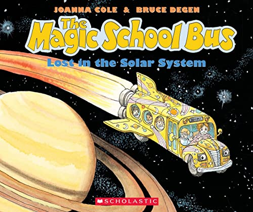 The Magic School Bus Lost In The Solar System (Magic School Bus)