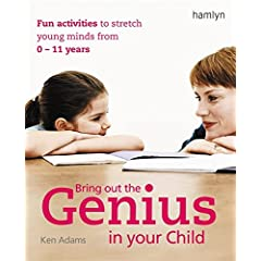 Book- Bring out the Genius in your child